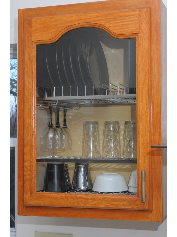Z20d1a4 Cabana In Cabinet Dish Drying And Storage Rack
