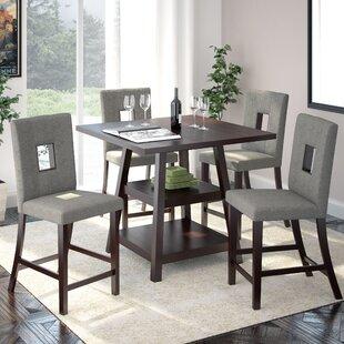 5 Piece Dining Room Sets - Modern & Contemporary Designs | AllModern