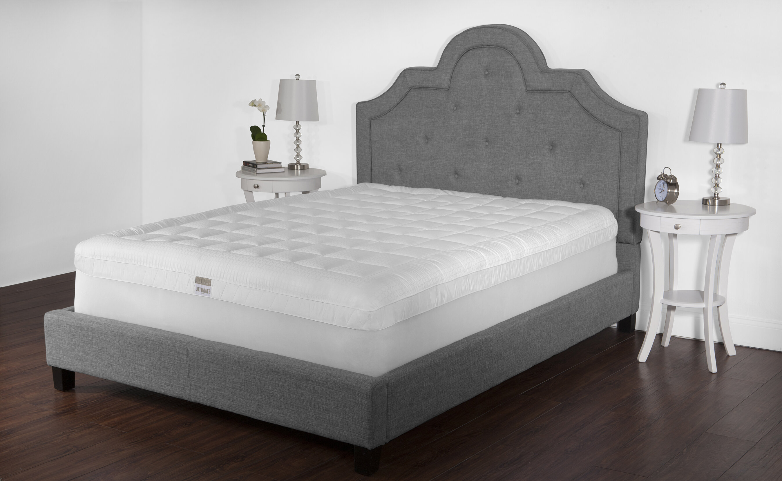 simmons beautyrest ultimate cuddlebeda 2 5 mattress topper