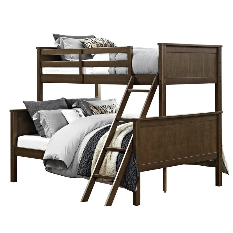 Lila Twin Over Full Convertible Bunk Bed