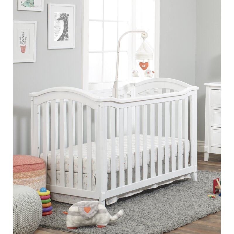 Sorelle Berkley Classic 4 In 1 Convertible Crib Reviews Wayfair
