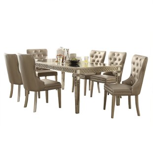 Sandusky 7 Piece Extendable Dining Set Best #1