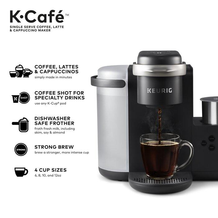 Keurig Single Serve K Cup Coffee Maker Reviews Wayfair