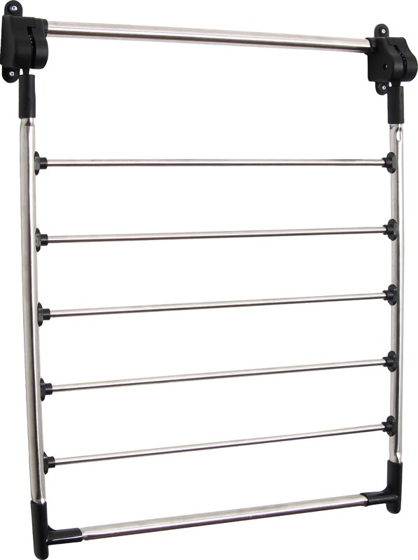 greenway indoor wallmount drying rack