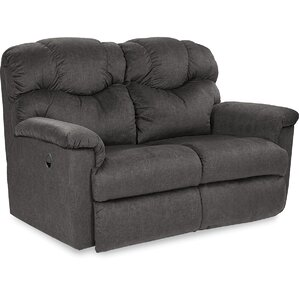 Lancer La-Z-Time? Reclining Loveseat by La-Z..