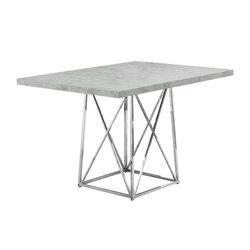 Latitude Run Damia Metal Dining Table Reviews Wayfair
