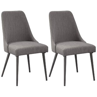 Escudero Upholstered Dining Chair (Set Of 2)