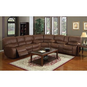 Josie Reclining Sectional by E-Motion Furnit..