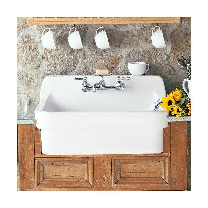 30   x 22   country kitchen sink american standard 30   x 22   country kitchen sink  u0026 reviews      rh   wayfair ca