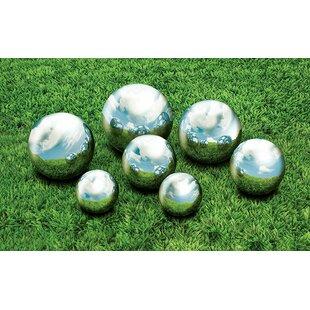 Giesajtis 7 Piece Garden Sphere Set