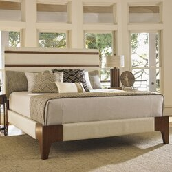 Tommy Bahama Home Island Fusion Panel Customizable Bedroom Set ...