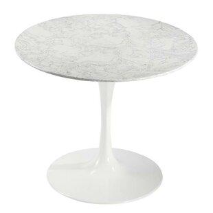 Sariah Artificial Marble Dining Table No Copoun