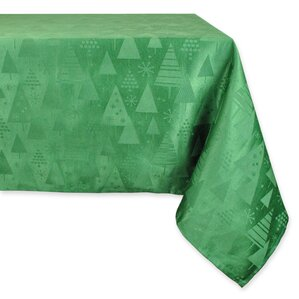Holiday Trees Tablecloth