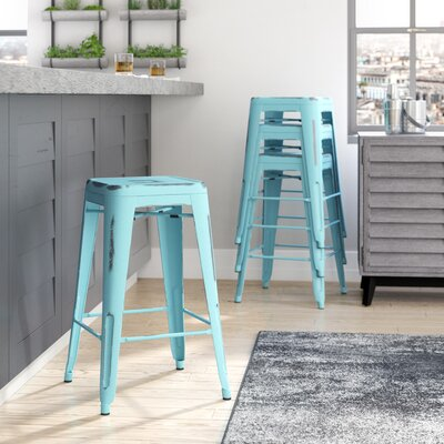 300 Lbs To 400 Lbs Capacity Bar Stools Birch Lane