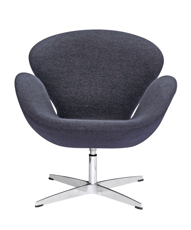 Swan Swivel Armchair & Reviews | AllModern