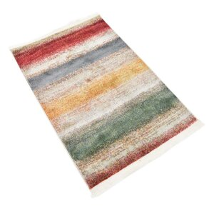 Eladia Gray Area Rug