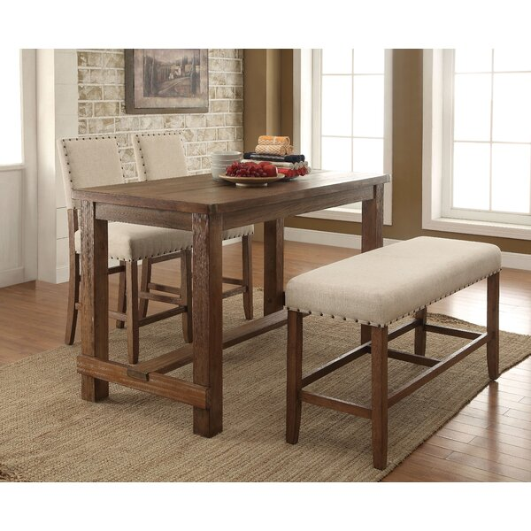counter height dining table and chairs set home co reviews adjustable uk