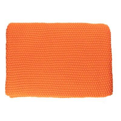 Modern Orange Blankets Throws Allmodern
