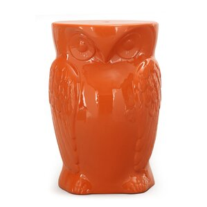 Wise Old Owl Ceremic Garden Stool  sc 1 st  Wayfair & Red Garden Stools Youu0027ll Love | Wayfair islam-shia.org
