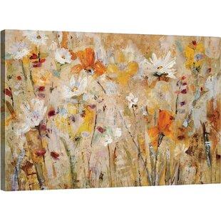 Plants flowers wall art youll love wayfair jostle print mightylinksfo