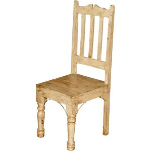 Rustic Side Chair by AA Importing