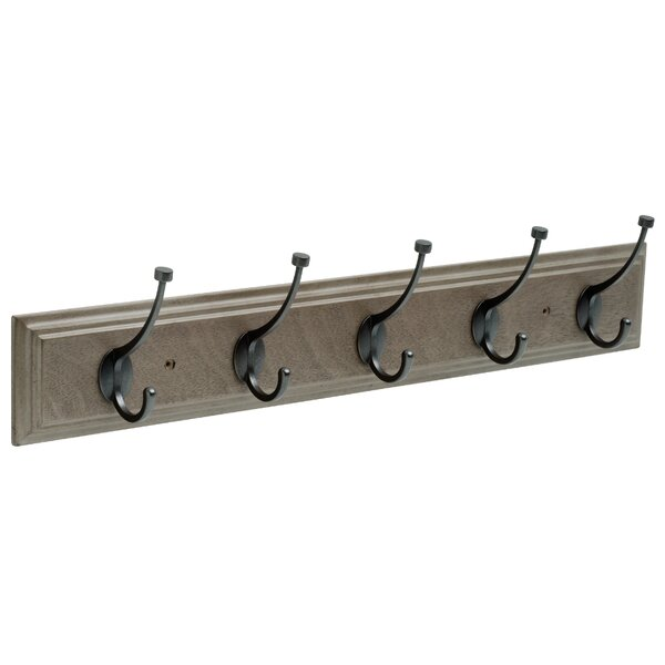 Wall Hooks Coat Racks You'll Love Wayfair Adorable Silver Wall Coat Rack