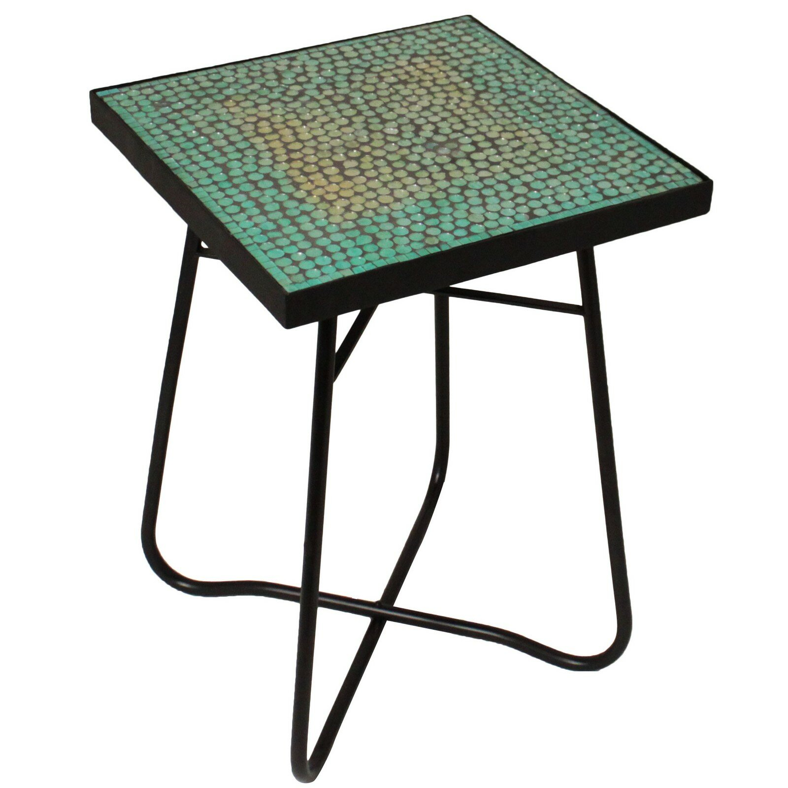 Urban Designs Mosaic End Table | Wayfair