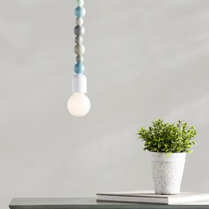 Eugenie 1-Light Mini Pendant
