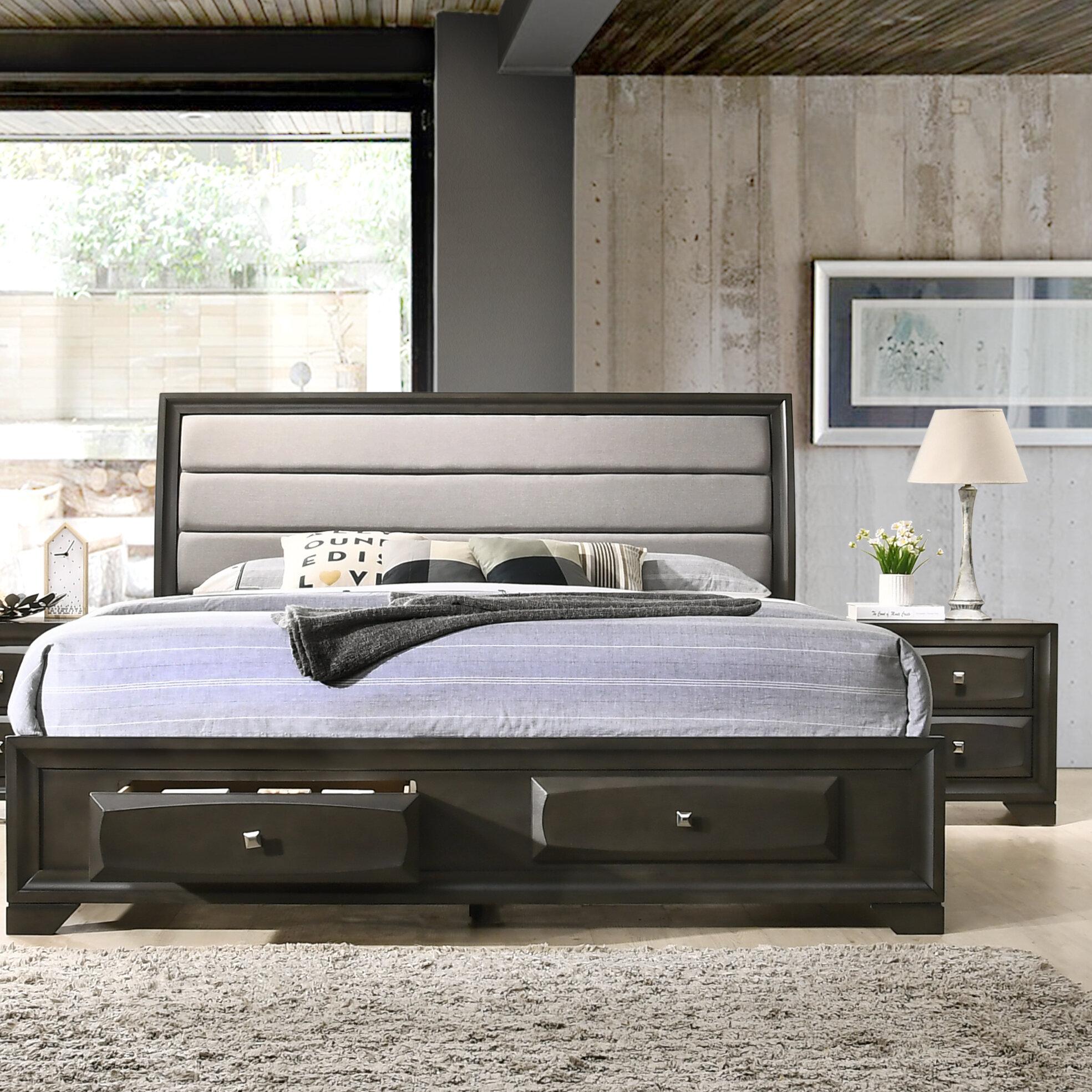 Gauch Platform 4 Piece Bedroom Set