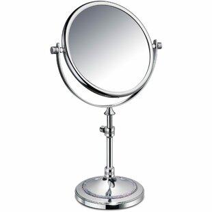 9d24f5d08a Crystal Makeup Mirror | Wayfair.ca