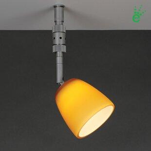 Pira 1 Light Mini LED Directional Track Head. by Bruck Lighting & Plug In Led Track Lighting   Wayfair
