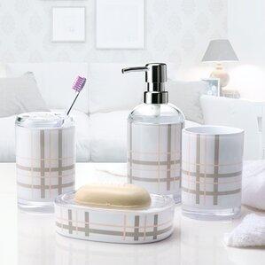 Bathroom Accessories Orange orange bathroom accessories you'll love | wayfair