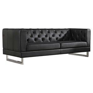 Obregon Chesterfield Sofa by Orren Ellis