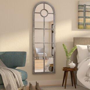 Clifton Ellar Arched Window Pane Mirror