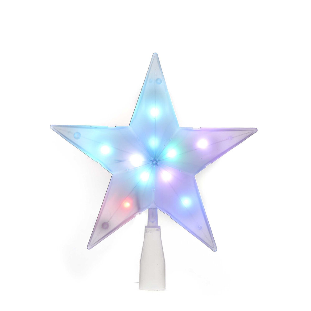 Kurt Adler Countdown Star Tree Topper | Wayfair