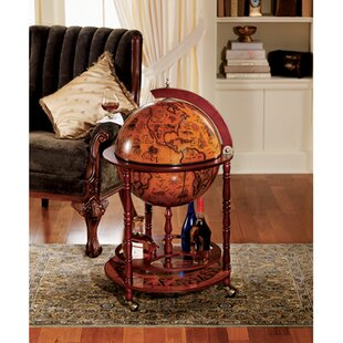 Globe drinks cabinet wayfair linus italian replica mini bar gumiabroncs Image collections