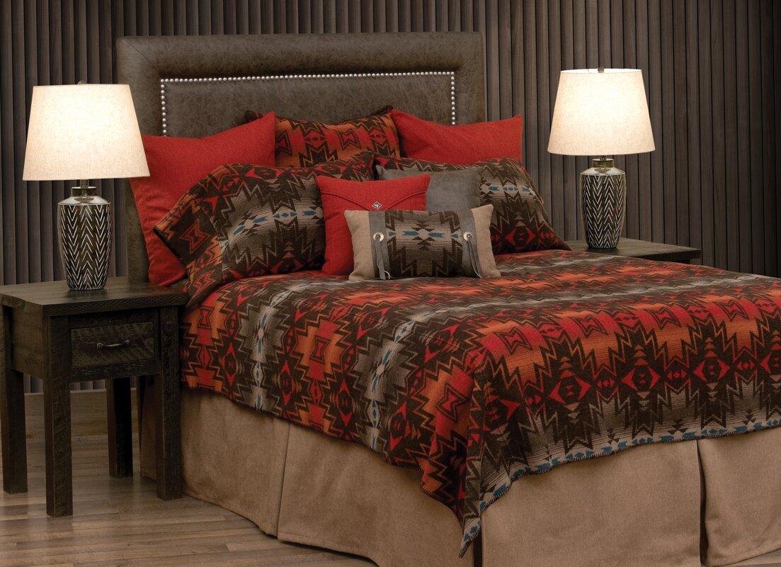 Perfect Ruelas Wool Coverlet Set