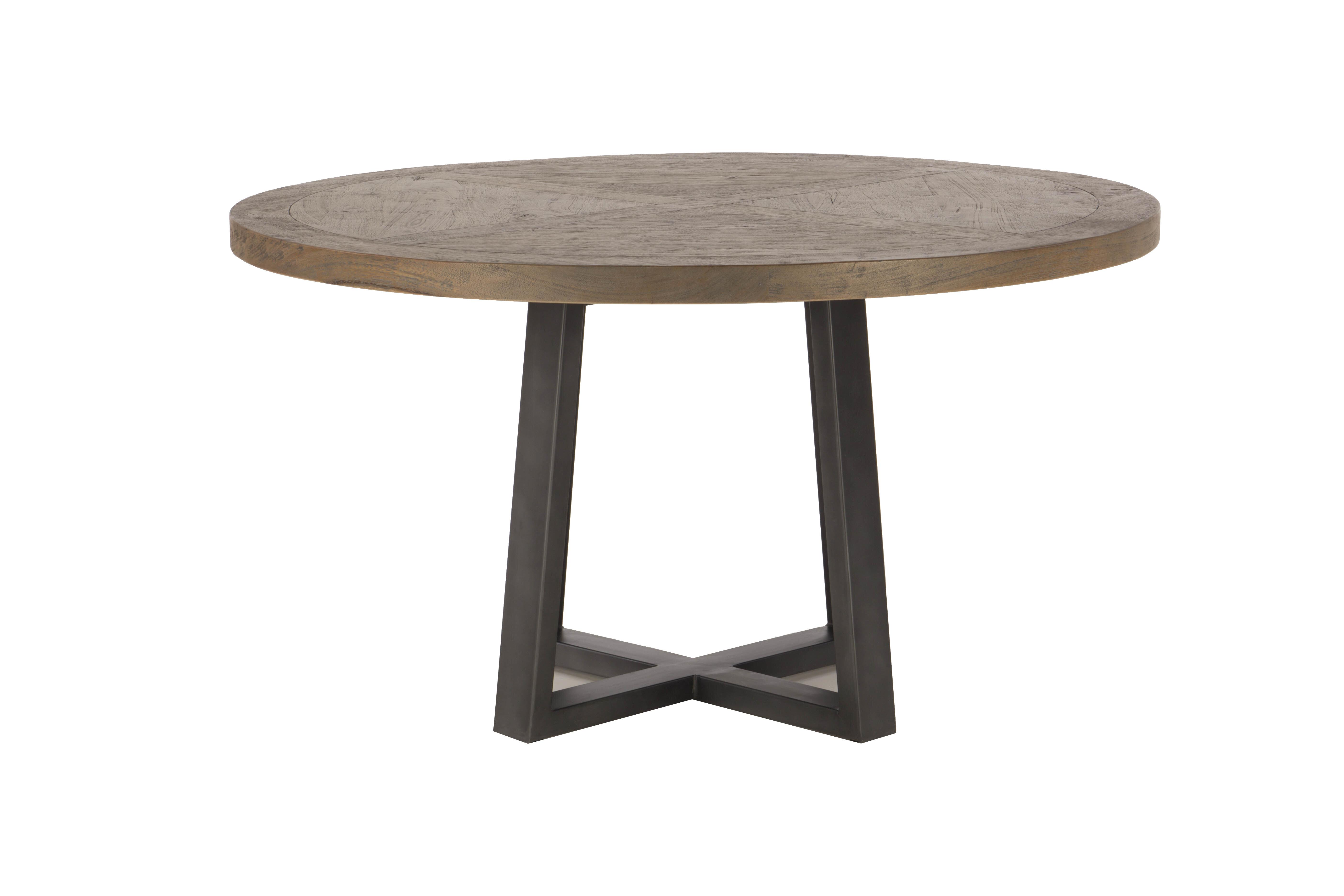 World Interiors Costa Mesa Mango Wood Dining Table | Wayfair
