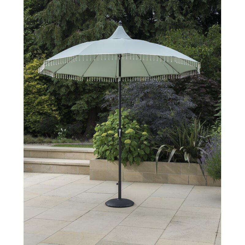 Ottmar 2.7m Traditional Parasol