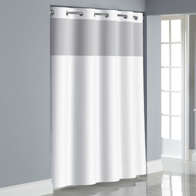 Herringbone Single Shower Curtain