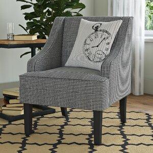 Luxton Swoop Armchair
