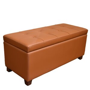 Parker Storage Ottoman by Gingko Home Furnishings