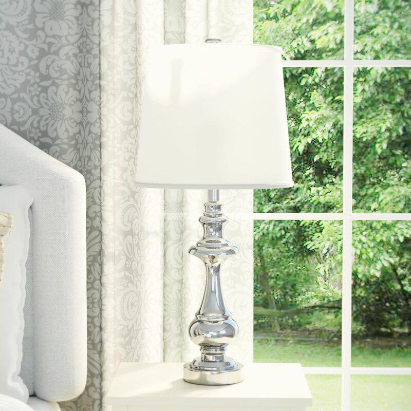 "Willa Arlo Interiors Somerville 29"" Table Lamp & Reviews"