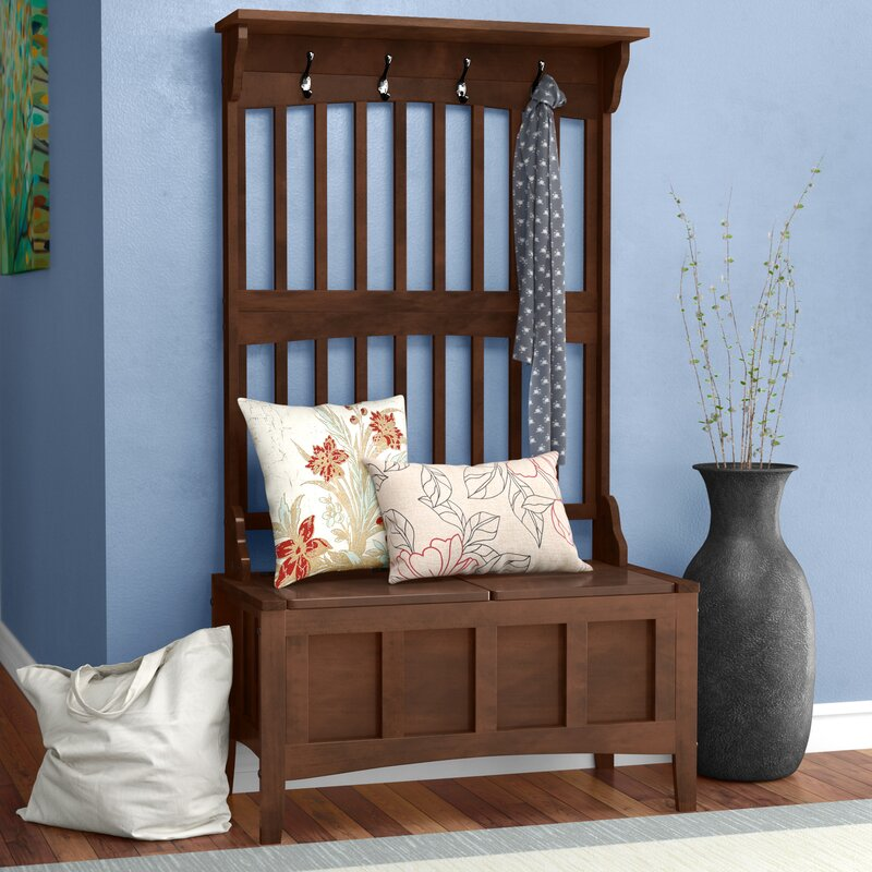 Louisa Hall Tree With Storage Bench