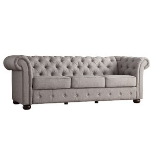 Marie Tufted Chesterfield Sofa