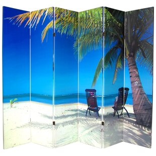 Jager Ocean 6 Panel Room Divider