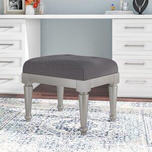 vanity chair. Guillaume Upholstered Vanity Stool Stools You ll Love  Wayfair