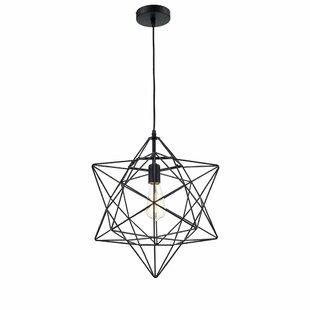 Star Gift 1 Light Geometric Pendant