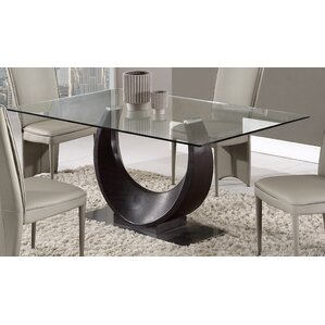 Glass Pedestal Kitchen Dining Tables Youll Love