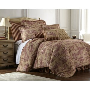 Country Sunset 4 Piece Comforter Set